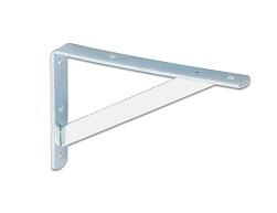 Flat bar brackets with stay