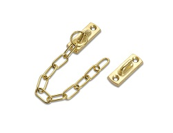 Zamak hooks with chain