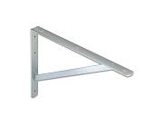 Flat bar heavy-duty bracket for high capacity load